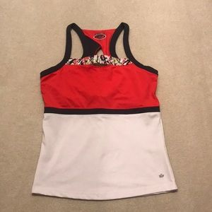 Bolle athletic high performance tank top Small